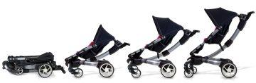 ベビーカー,4moms stroller,フォーマムズ・ストローラー,オリガミ