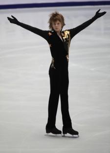 ケビン・レイノルズ,世界フィギュアスケート選手権