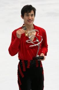 パトリック・チャン,世界フィギュアスケート選手権