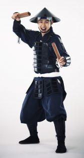 名古屋おもてなし武将隊,元気!