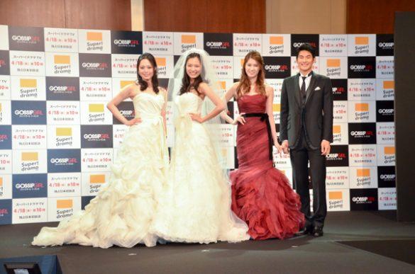 f3cb52062f227 ウェディングドレスの最高峰「ヴェラ・ウォン」の魅力に西山茉希も ...
