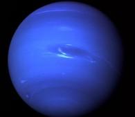 探査機「ボイジャー2号」が撮影した海王星 (c)NASA/JPL