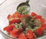 トマト,ゼラチン