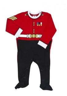 衛兵コスチュームのベビー服