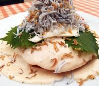 Aloha Beach Cafe,江ノ島名物しらすパンケーキ