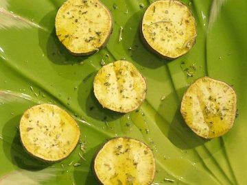 ハーブ焼き芋