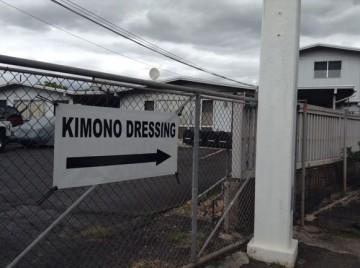 KIMONO DRESSING,着付け