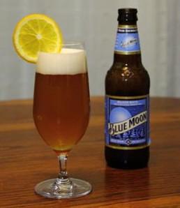 ブルームーン,ビール