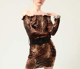 ファッション,アニマル柄
