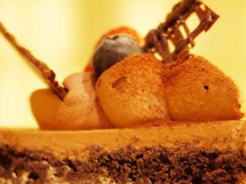 クリスマスケーキ,チョコレート