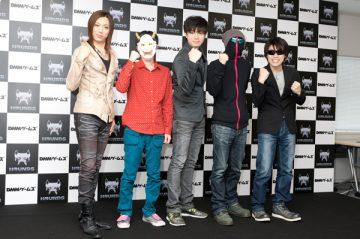 HOUNDS,yukishiro ,M.S.S Project