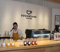 DOWNSTAIRS COFFEE