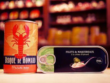 魚介の缶詰