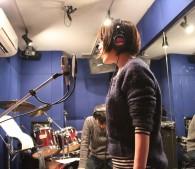 ドキドキのレコーディング!