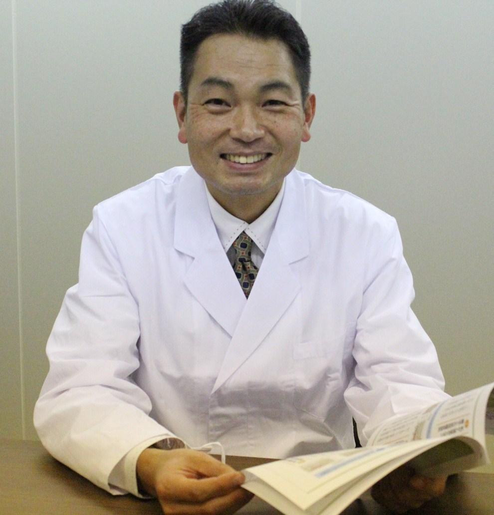 医学博士,川西貴