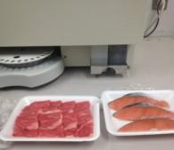 生鮭と豚肉