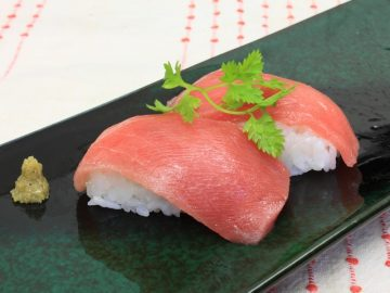 寿司,ワサビ