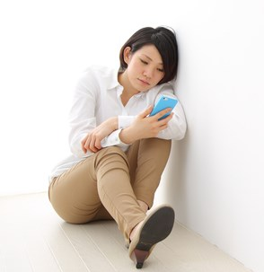 """""""あえてiPhoneじゃない""""女性たち"""