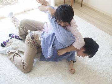 「松井と岡安」--『スクールボーイ・コンプレックス』より