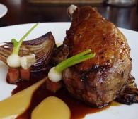 DINNER BY heston blumenthal(メニュー2)