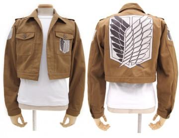 進撃の巨人:調査兵団のジャケット