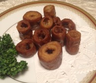 山東省済南・伝統の有名な料理「九転大腸」
