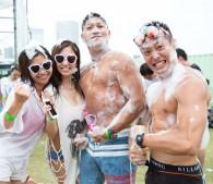 泡フェス2014の参加者(1)