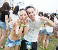 泡フェス2014の参加者(2)