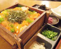 和食屋かいり「海鮮ひつまぶし」(写真2)