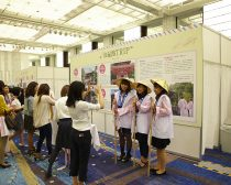 四国を紹介する「お遍路TRIP」ブース(OZ女子旅EXPO)