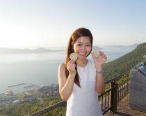 屋島山上 展望台(2)