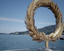 小豆島のシンボル、オリーブをモチーフにしたアート