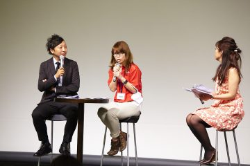 OZ女子旅EXPO:トークショーの様子(1)