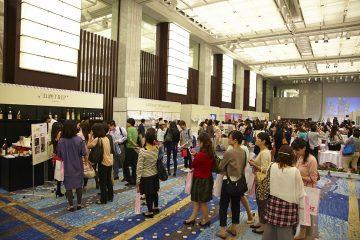 OZ女子旅EXPOの様子