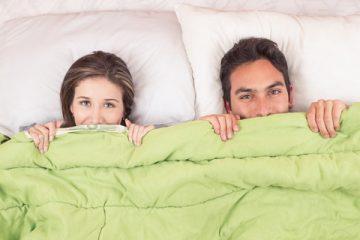 ベッドの上のNG行動