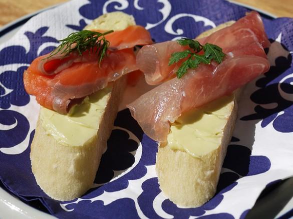[リボンオイル]からだに美味しい塗って食べるオイル/アボカド(調理例)