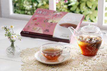 ステラ漢方のお茶『桃花スリム』