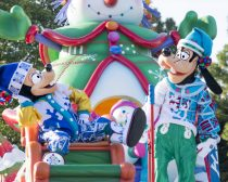 TDL『クリスマス・ファンタジー』(3)