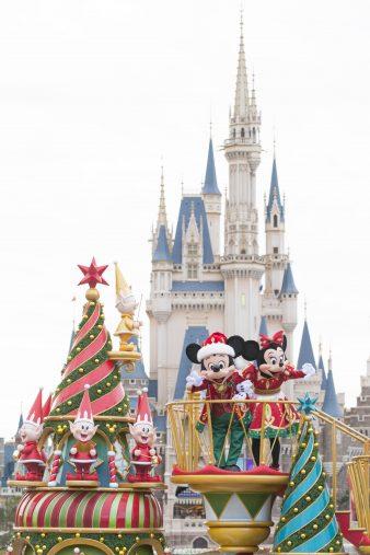 TDL『クリスマス・ファンタジー』(5)