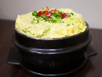 韓国風茶碗蒸し