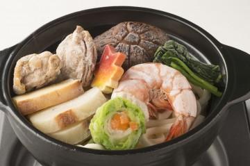 THE 鍋焼うどん(冷凍状態)