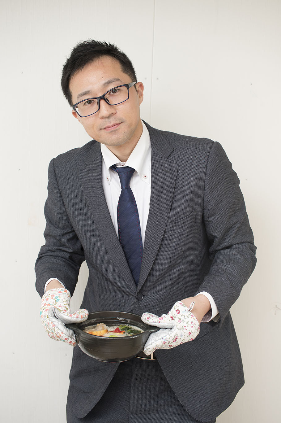キンレイの福田さん