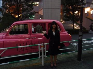 ピンクのBifesTAXI(1)