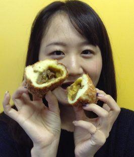 佐賀牛カレーパン