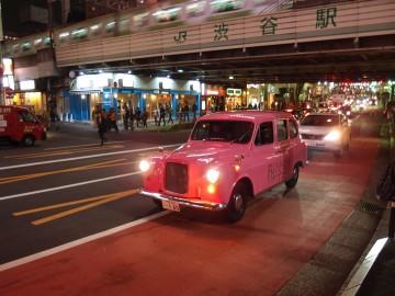 ピンクのBifesTAXI(6)