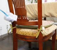 ウェーブ ハンディワイパー:椅子の背もたれなどの隙間を掃除