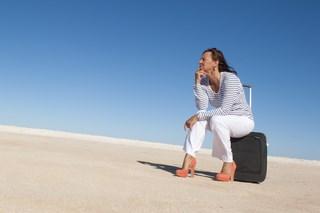 夫といるより旅が好き。これって妻失格なのか?