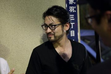 山田孝之が親友・綾野剛とアパートで過ごした熱い夜 in赤羽(写真1)