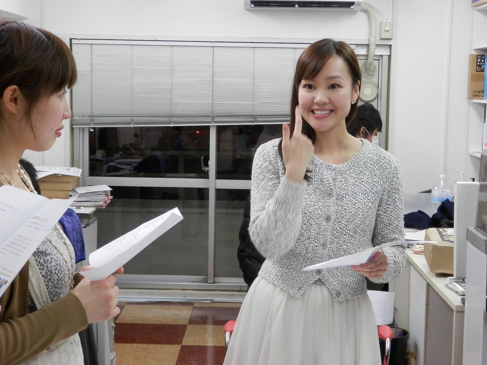 フリーアナウンサーの樋田かおりさん