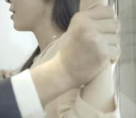 """壁ドンムービー「私が""""きゅん""""する5秒間シミュレーション」より"""
